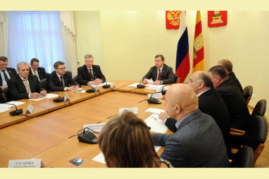 Консультативный совет по делам национальностей подвел итоги 2014 года