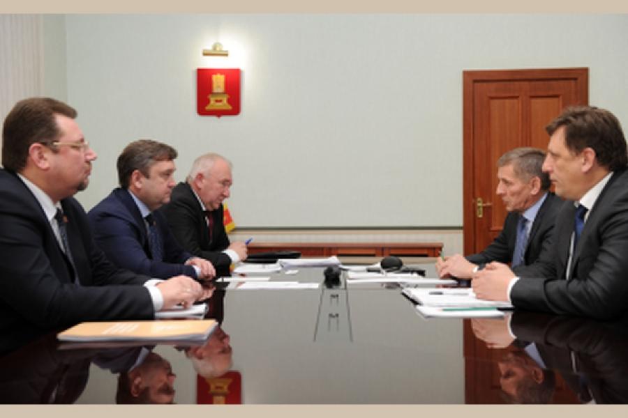 В Дмитровой Горе планируется появление еще нескольких предприятий «АгроПромкомплектации»