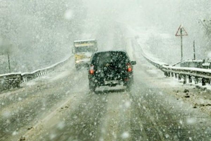 Три дня в Тверской области будет идти снег: водителей просят быть осторожнее