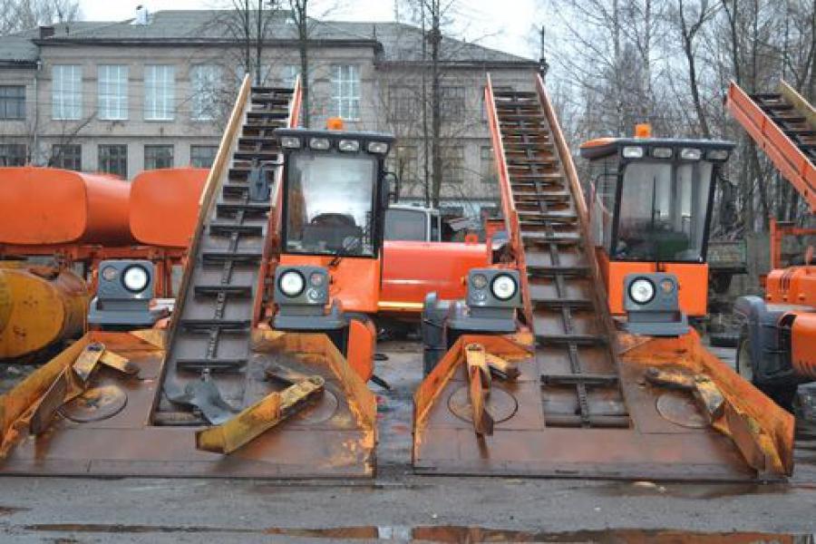 К уборке магистральных улиц Твери от снега подрядчики подготовились