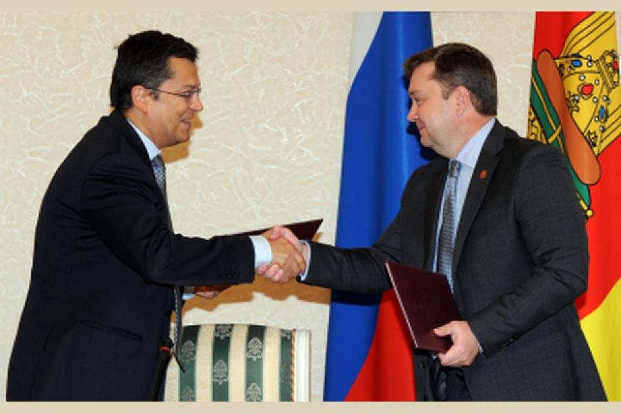 Тверскую область и ОАО «Станкопром» ожидает взаимовыгодное сотрудничество