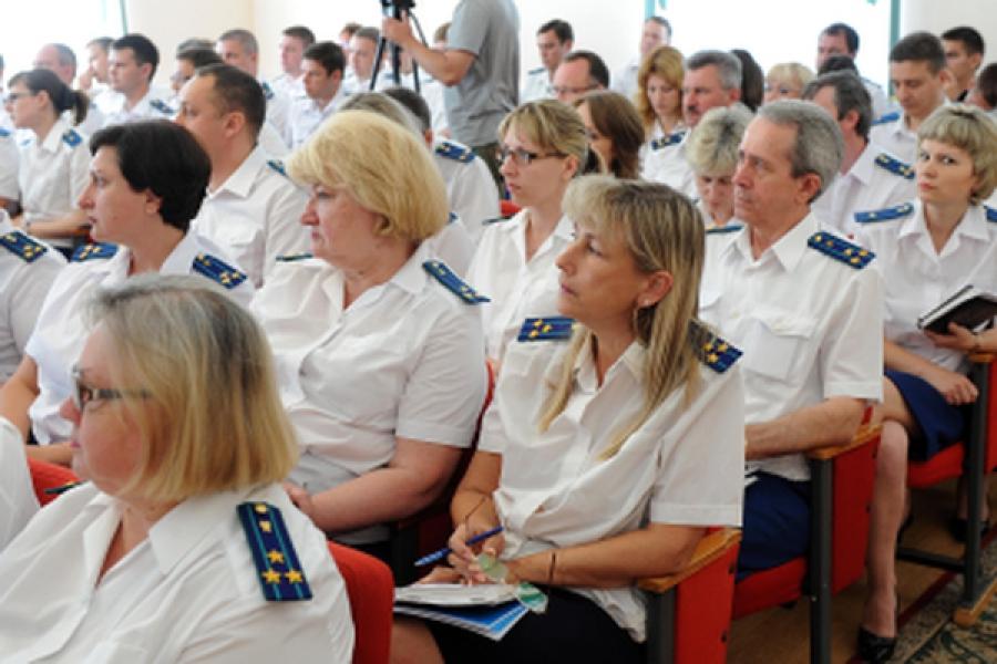 В прокуратуре Тверской области состоялась коллегия по итогам первого полугодия 2014 года