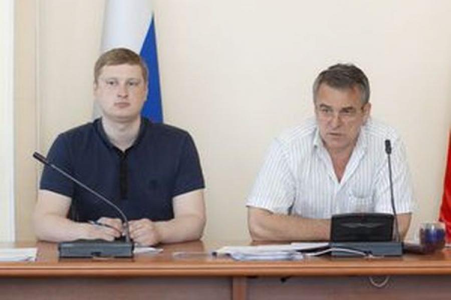 Судьбой недостроенных объектов в Твери займется рабочая группа депутатов