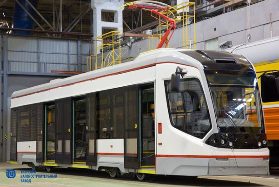 Современные трамваи будет выпускать ТВЗ