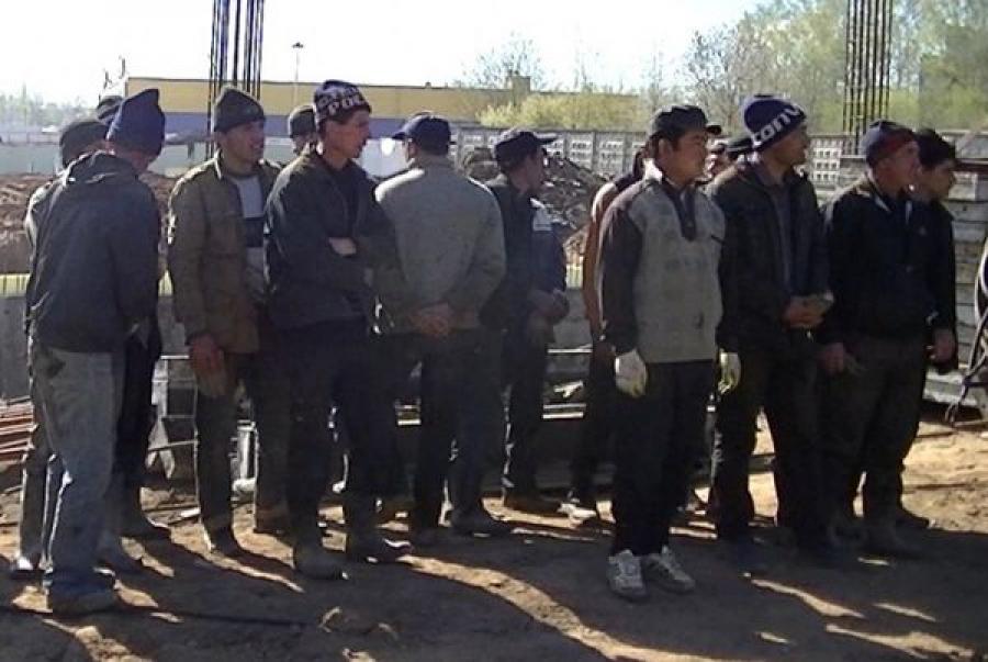 В Твери и Конаковском районе задержано более полусотни нелегальных мигрантов