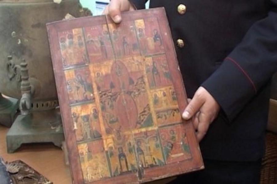 Ярославского антиквара и его земляков будут судить за кражи икон из храмов в Тверской области