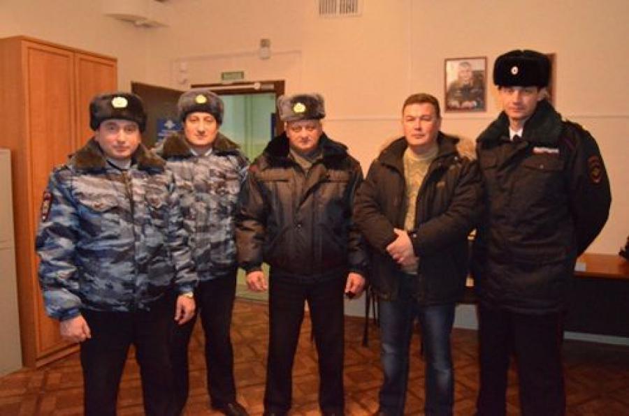 В Конаково появился участковый пункт полиции