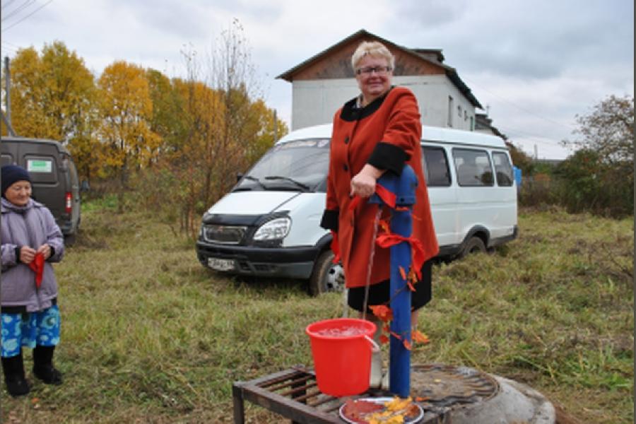 В 2015 году на поддержку местных инициатив будет направлено 65 млн рублей