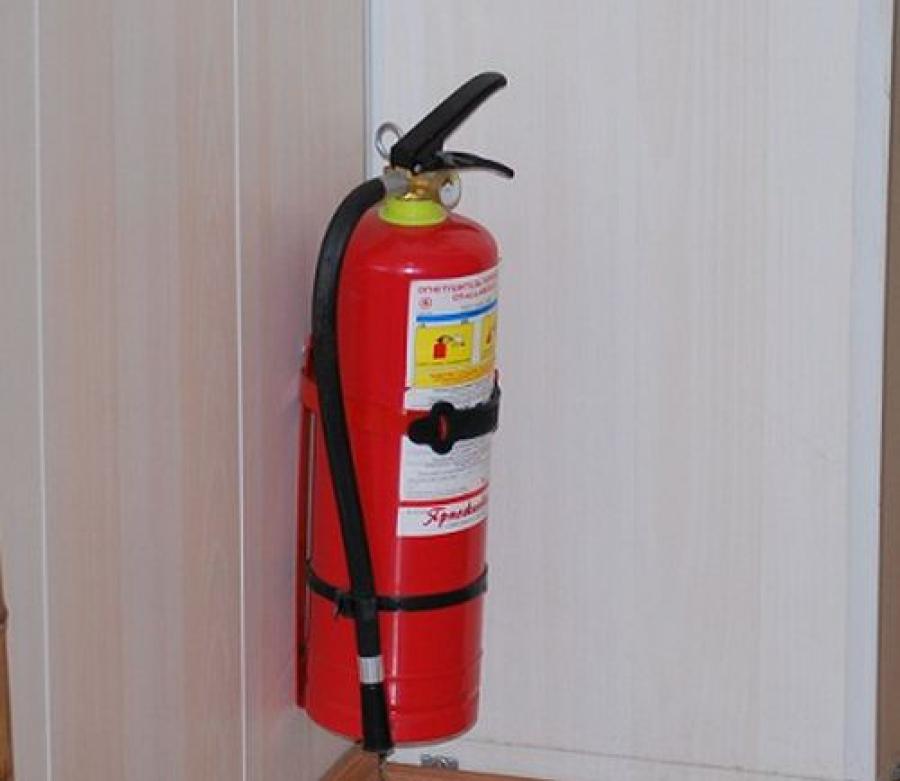 В Зубцовском детском доме устраняют нарушения требований пожарной безопасности