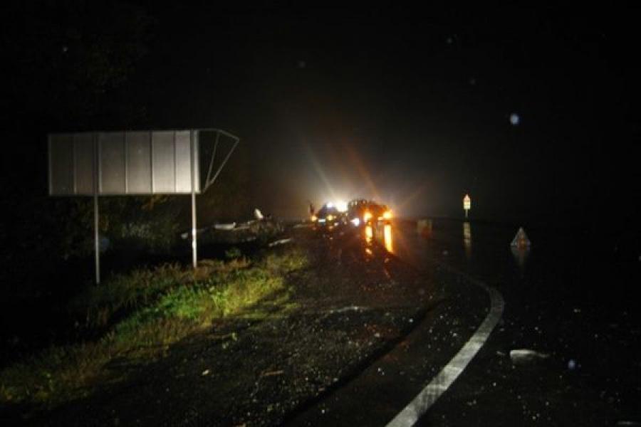 В Тверской области в ДТП погиб мужчина
