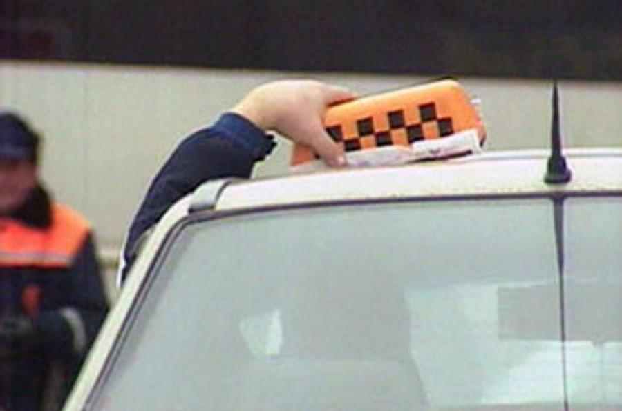 В Ржеве полицейские выявили нелегального таксиста