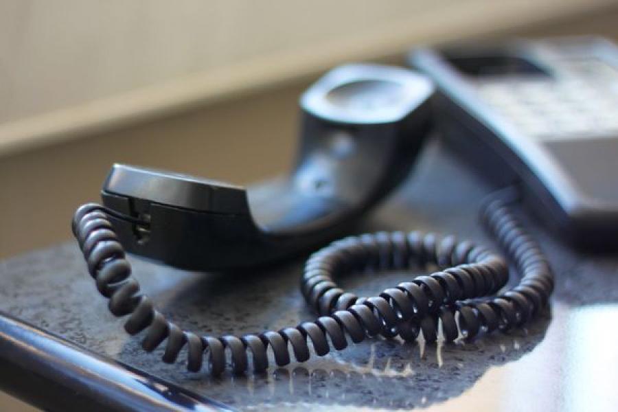 Наказан за опрометчивый звонок