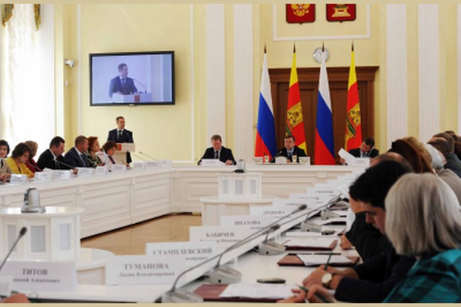 Главы предприятий Тверской области войдут в губернаторский совет