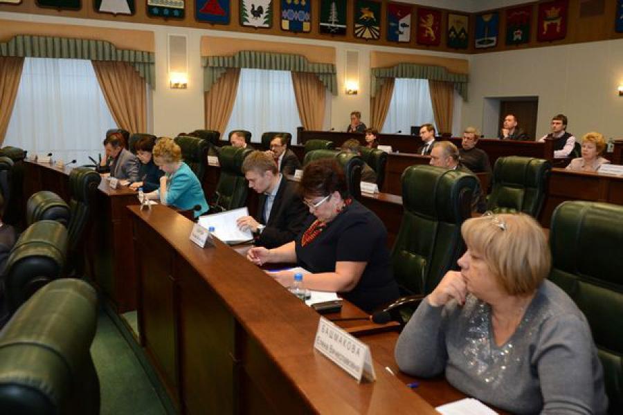 В Законодательном Собрании обсудили реформу местного самоуправления