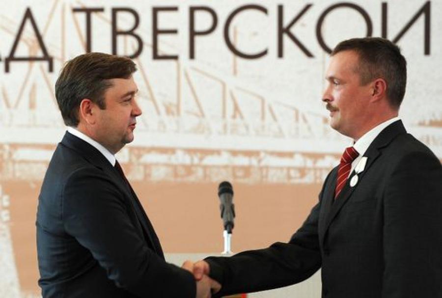 Жителям Верхневолжья губернатор вручил награды