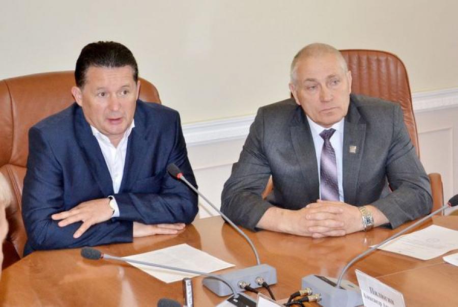 Юрий Тимофеев вступил в должность главы администрации Твери