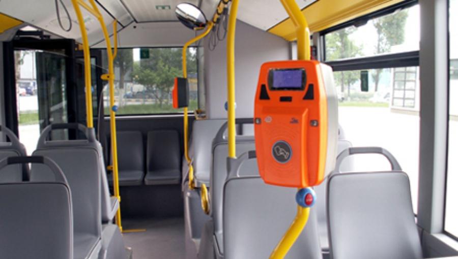 Валидаторы в транспорте региона будут устанавливать в следующем году