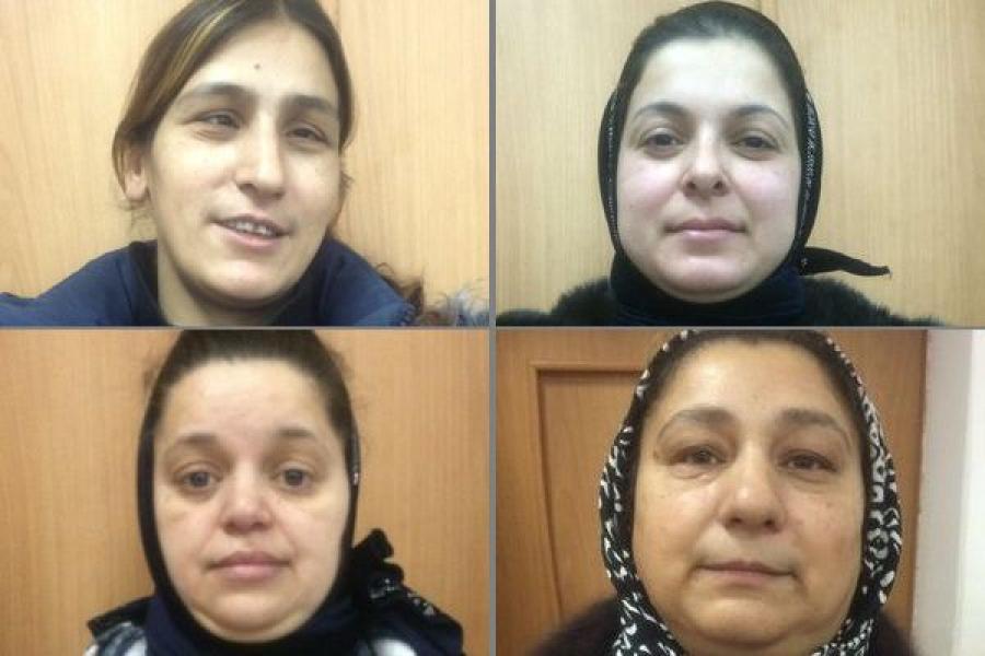 Женщины, подозреваемые в мошенничестве, задержаны в Твери
