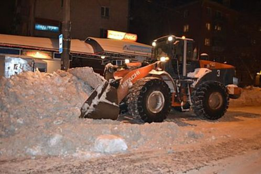 Сколько будут стоить зимой чистые улицы?
