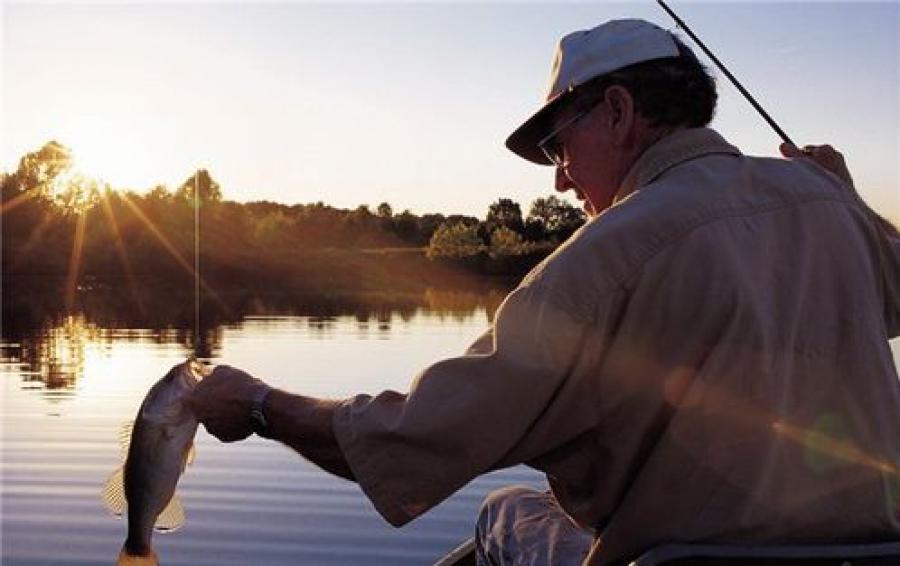 Чемпионат России по рыбной ловле пройдет на Калининской АЭС