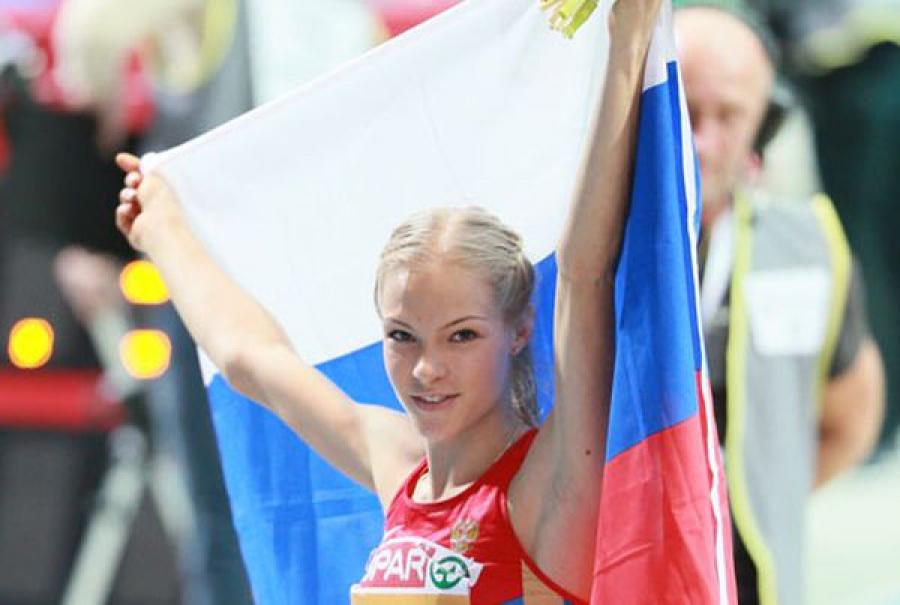 Тверитянка Дарья Клишина заработала «бронзу» Чемпионата Европы