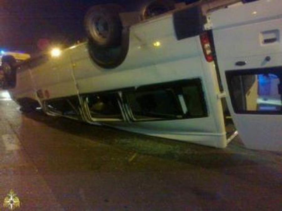 ДТП с микроавтобусом из Старицкого района заинтересовались следственные органы