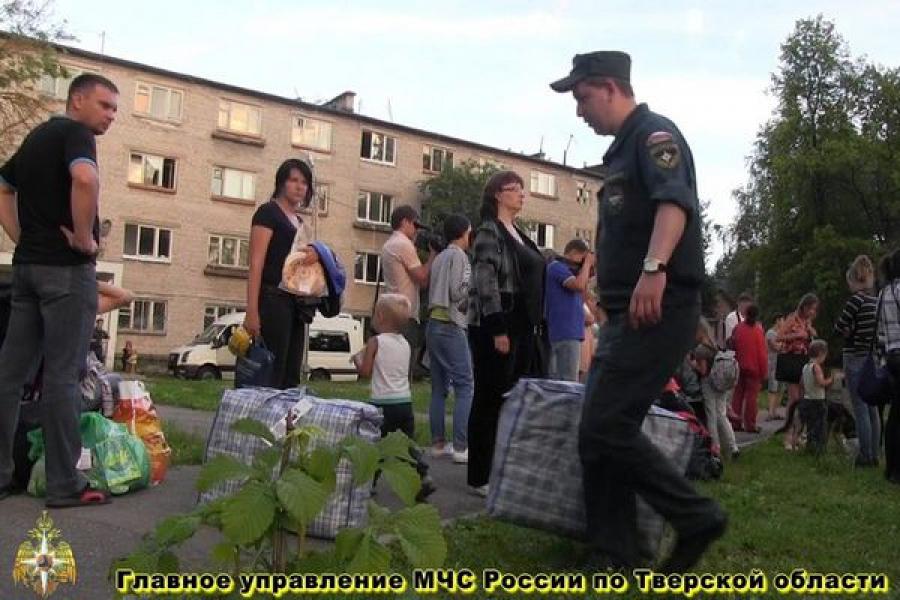 В Тверь прибыли еще 42 вынужденных переселенца из Украины