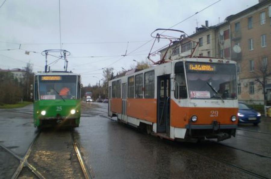 Большому городу — большой транспорт