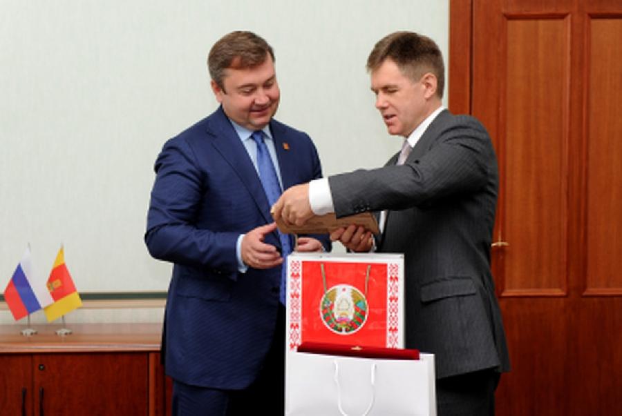 Беларусь и Тверская область планируют расширение сотрудничества