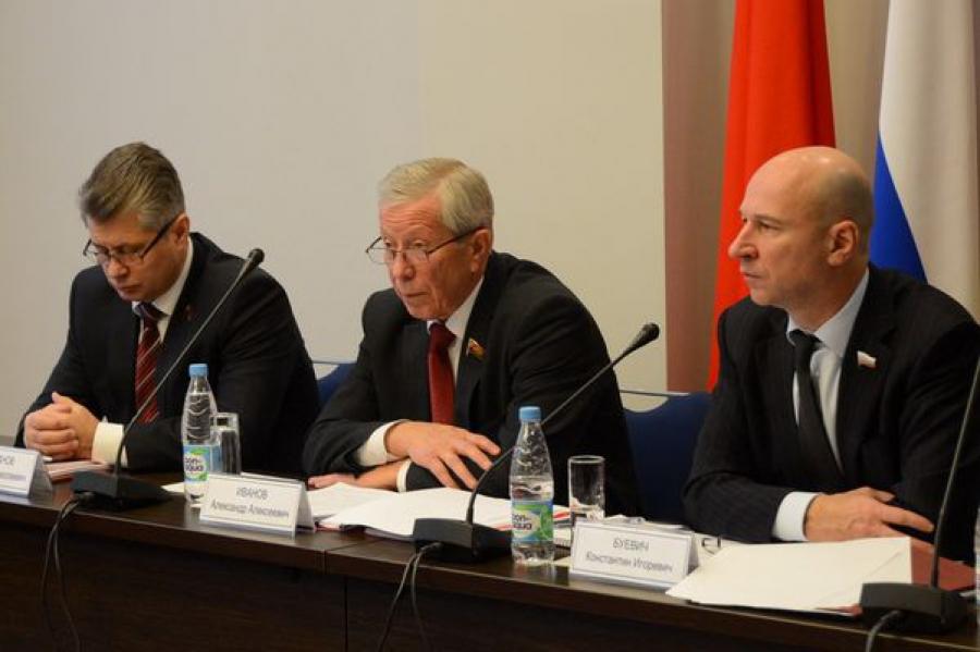 Законодателей Тверской области заинтересовал опыт подмосковных коллег
