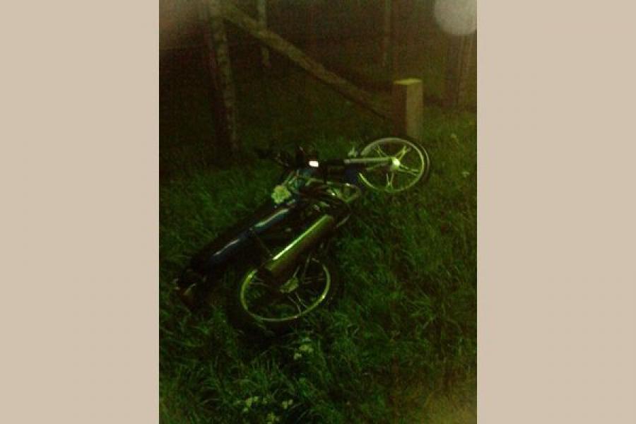 На дорогах Тверской области гибнут мотоциклисты