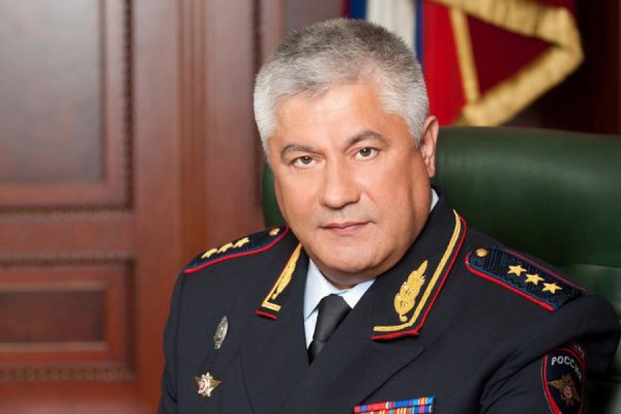 Глава МВД РФ потребовал улучшить криминогенную ситуацию в Тверской области