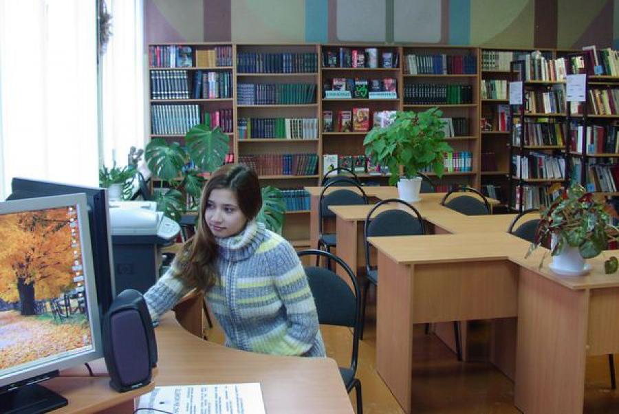 Библиотеки Тверской области выйдут в интернет