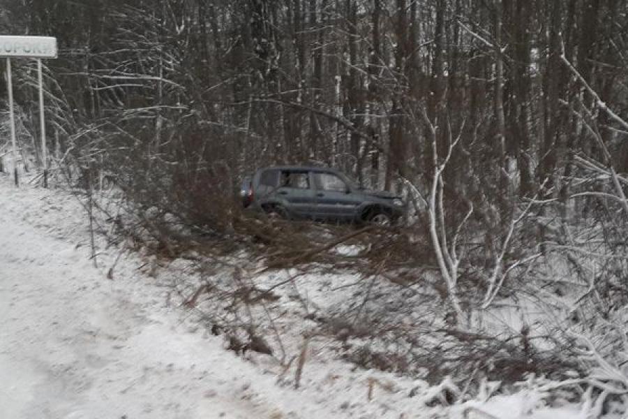В Твери невнимательный водитель сбил пенсионерку