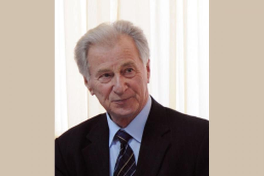 Владимир Суслов отметил 75-летие