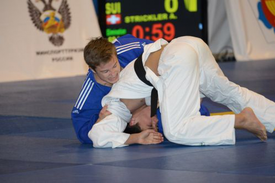 Тверь приняла соревнования Кубка Европы по дзюдо