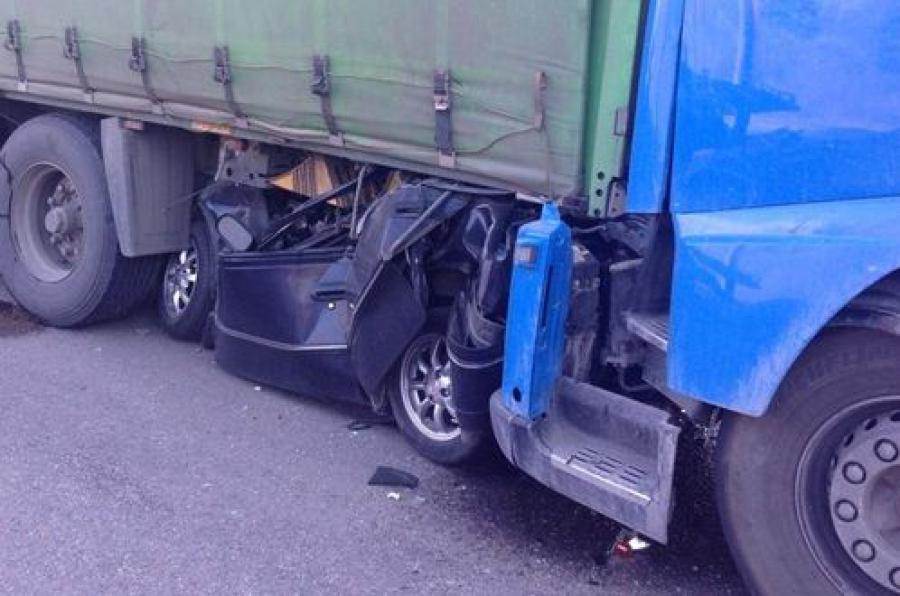 Названа причина ДТП с участием пяти автомобилей в Вышневолоцком районе