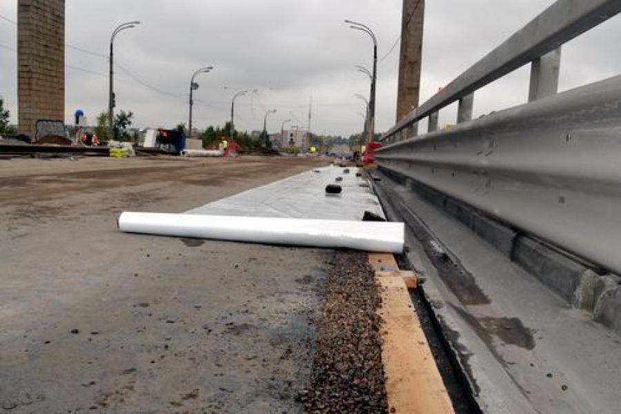 Ремонт Восточного моста ведется по графику