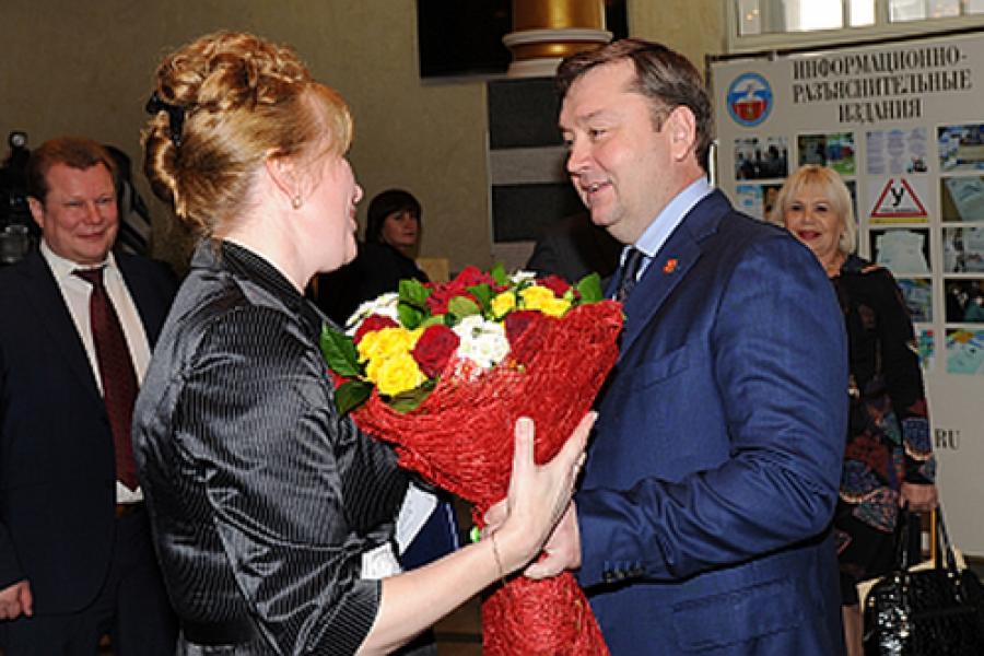 20-летие избирательной системы России отметили в Твери