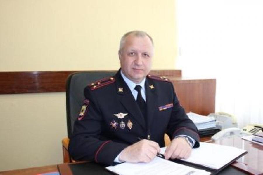Президент назначил нового начальника полиции Тверской области