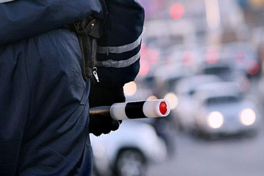 В Удомле остановили пьяного водителя на угнанном автомобиле