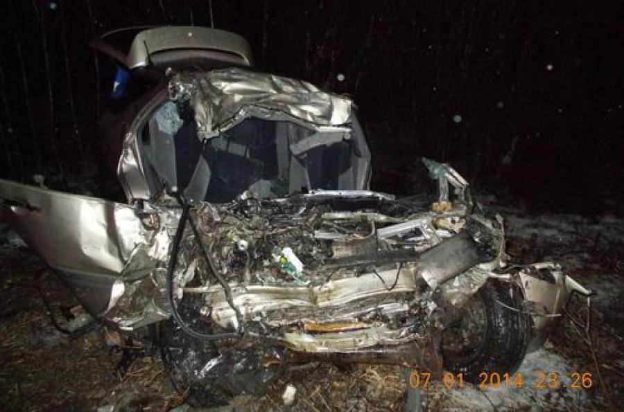 Двое детей погибли на дорогах Тверской области в Рождество