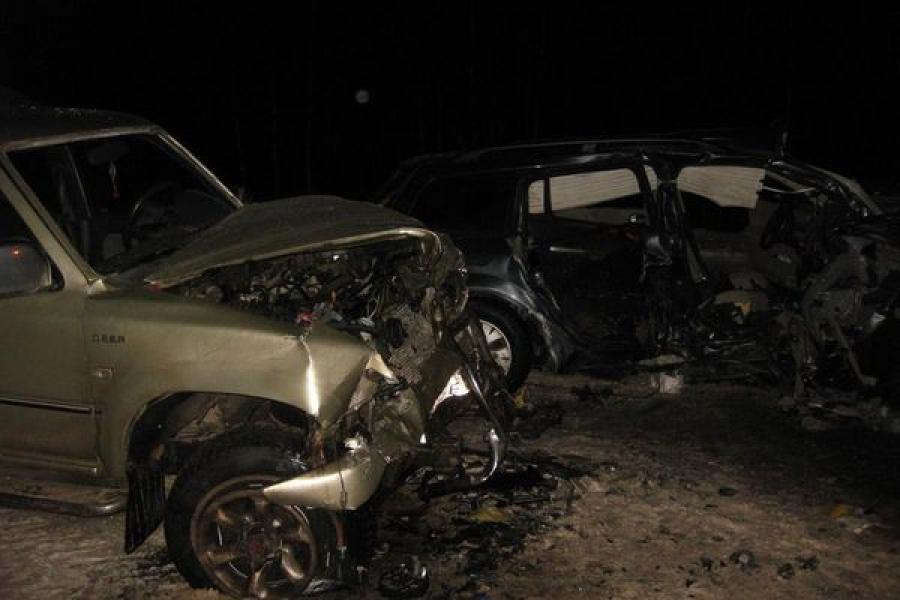 В новогодние каникулы по вине пьяных водителей погибли два человека