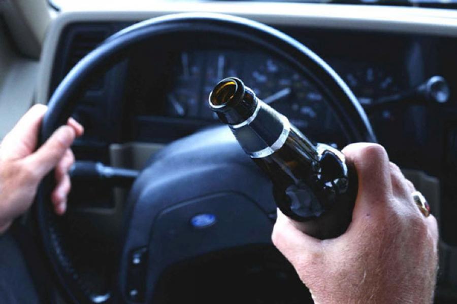 За выходные сотрудники ГИБДД поймали 138 нетрезвых водителей