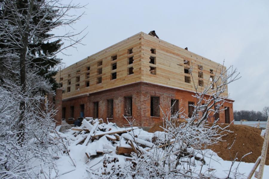 ОНФ разбирается с расходованием средств на реконструкцию «Домотканово»