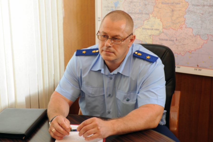Состоялась встреча губернатора и Волжского межрегионального природоохранного прокурора