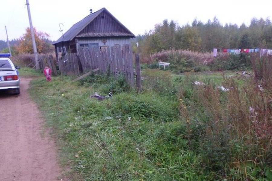 В Тверской области пьяный водитель наехал на 4-летнего мальчика
