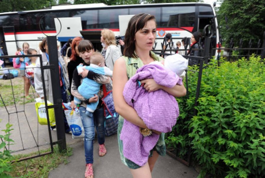 В Тверскую область продолжают прибывать граждане Украины — как группами, так и самостоятельно