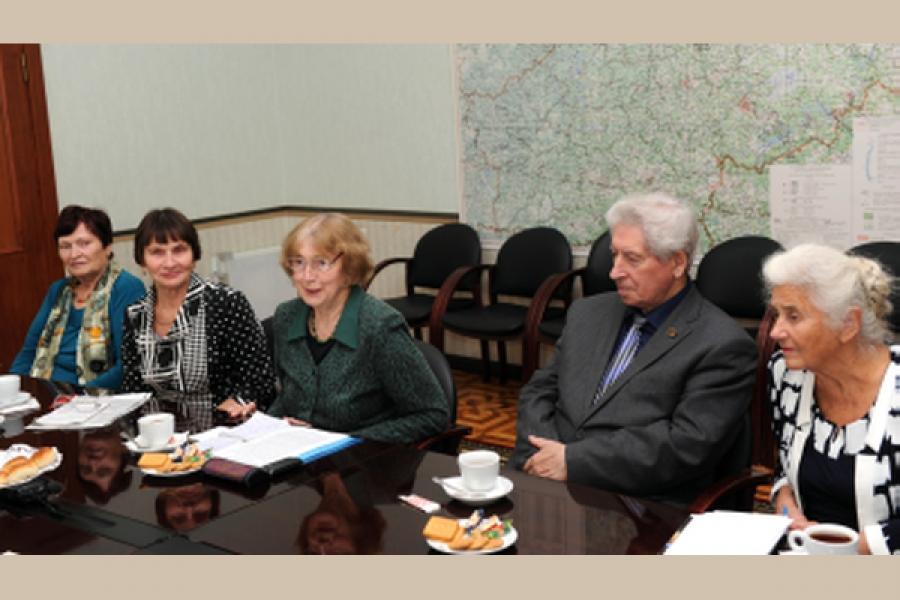 Тверское отделение Союза пенсионеров готовится к 20-летию