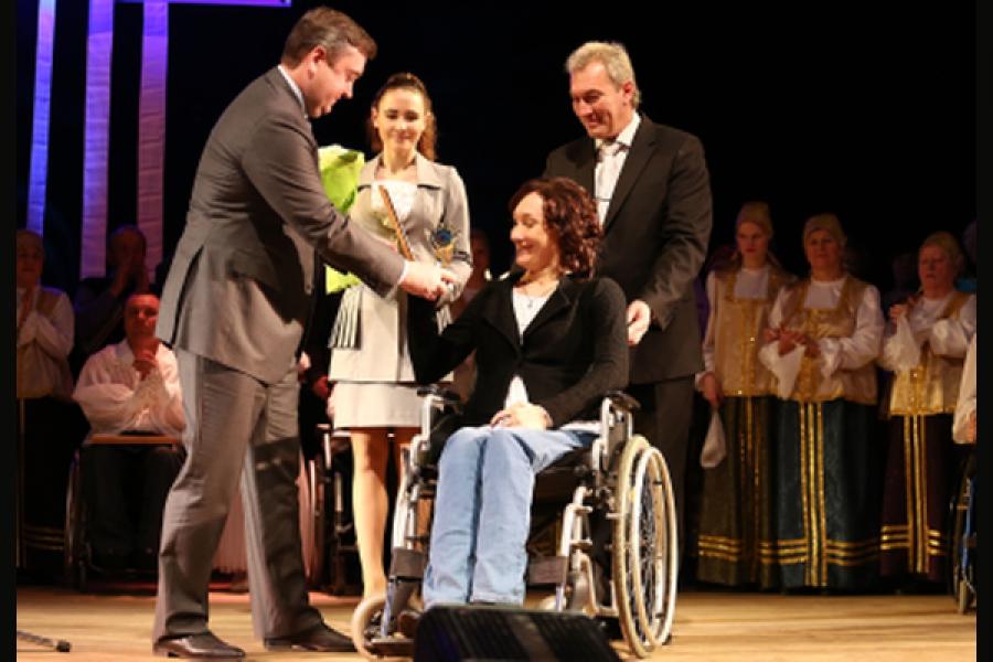 Инвалидность не преграда на пути к успеху